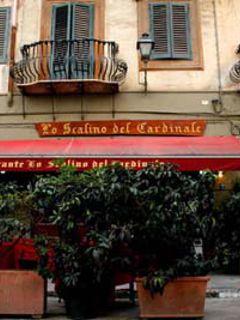 Lo scalino del cardinale