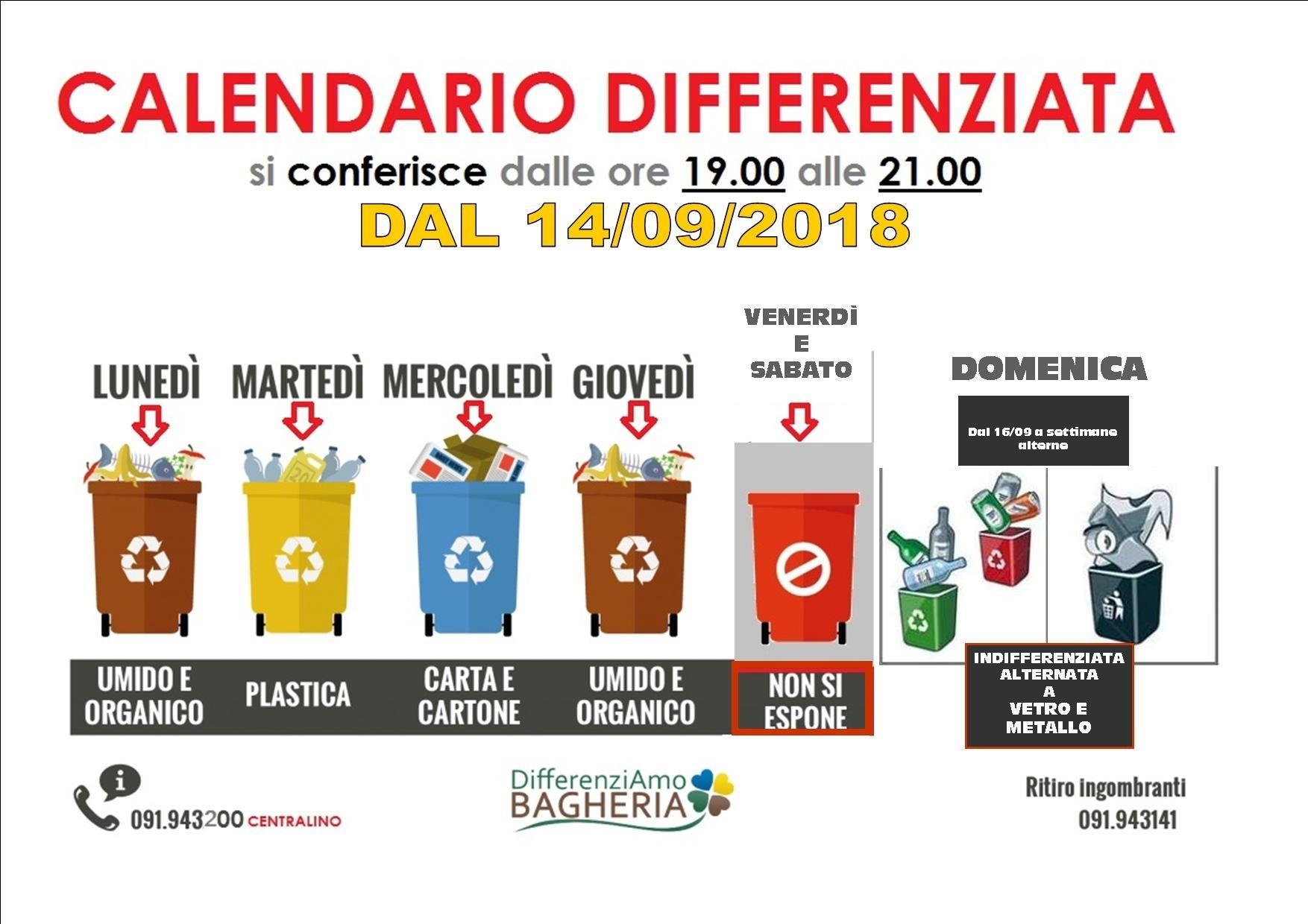 Calendario Raccolta Differenziata Carini 2019.Bagheria Buona La Prima Per L Ecobus I Numeri Della