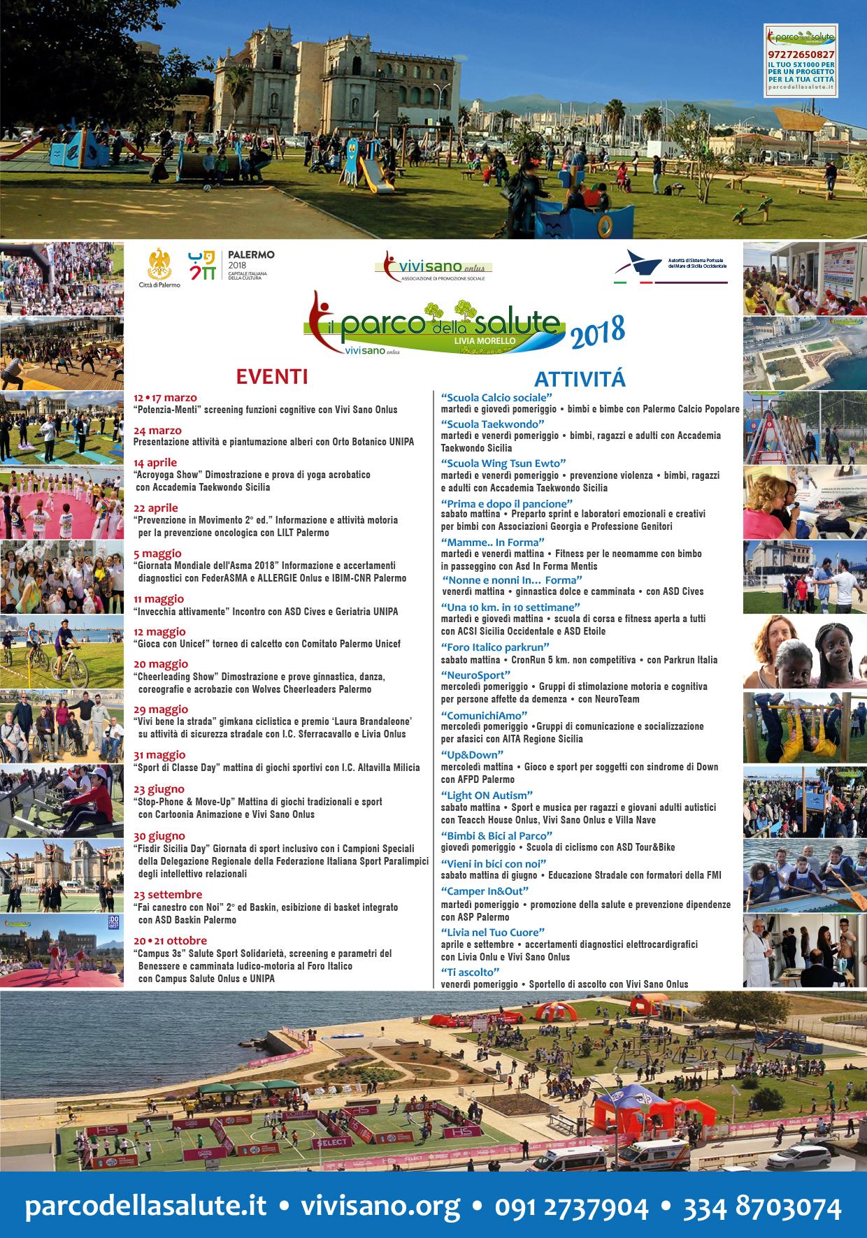 Foto Italico Le Attivita In Programma Nel Parco Della Salute