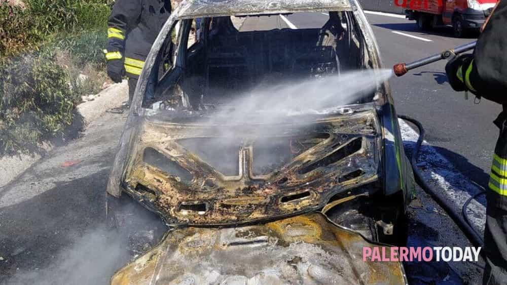 incendio autostrada palermo catania trabia 26 giugno 2019-3