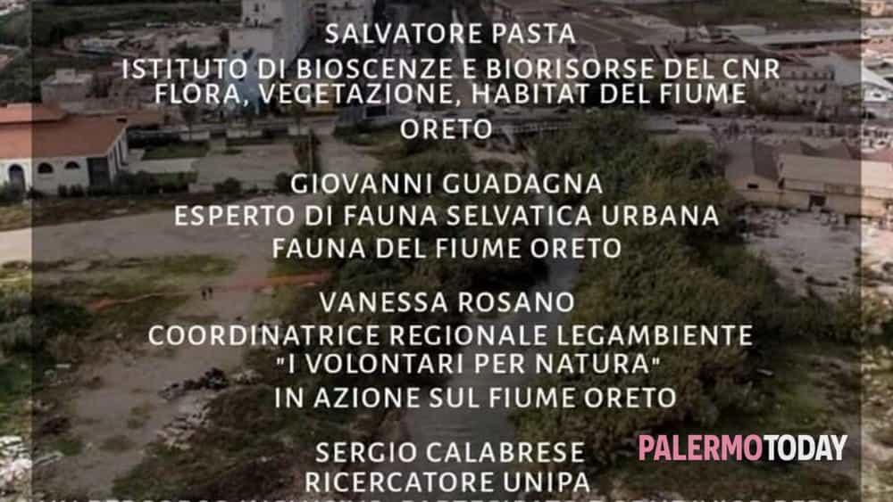 All'Ascione incontro sull'Oreto, fiume dei Palermitani.-2