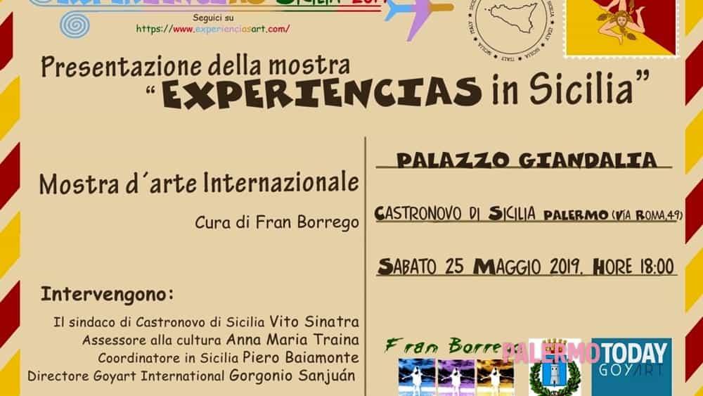 """""""experiencias"""" la vida e l'arte es la suma de hechos (l'arte come viaggio, comunicazione """"esperienza"""")-2"""