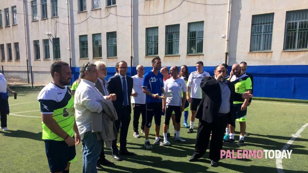 iniziativa un calcio al bullismo 3-2