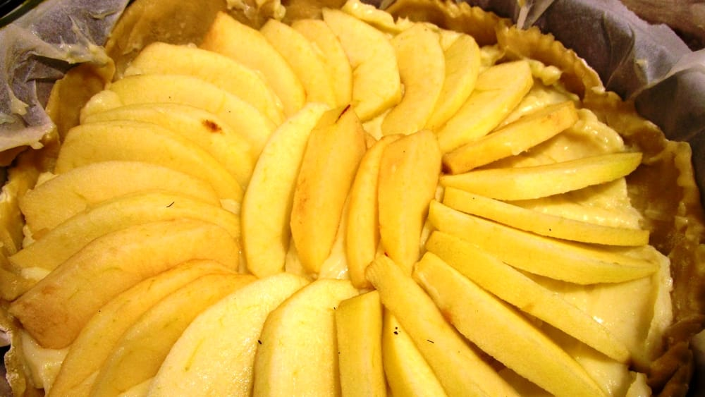 Torta di mele 1-2