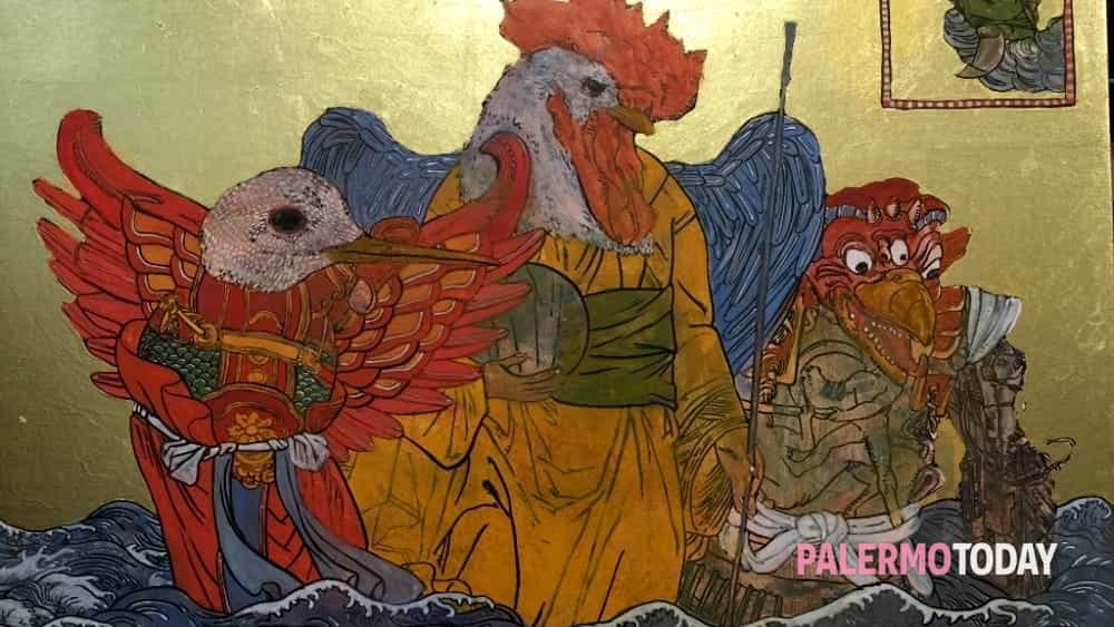 monreale, icone tradizione/contemporaneità: grande mostra con artisti greci e siciliani-8