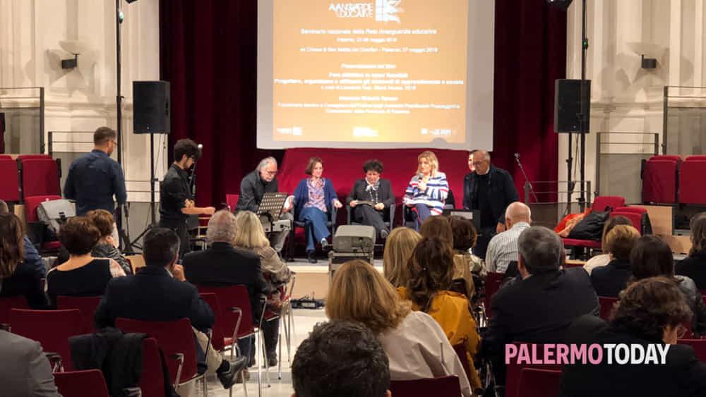 27 e 28 Maggio all'Ascione di Palermo il Primo seminario nazionale di Avanguardie educative -Indire-10