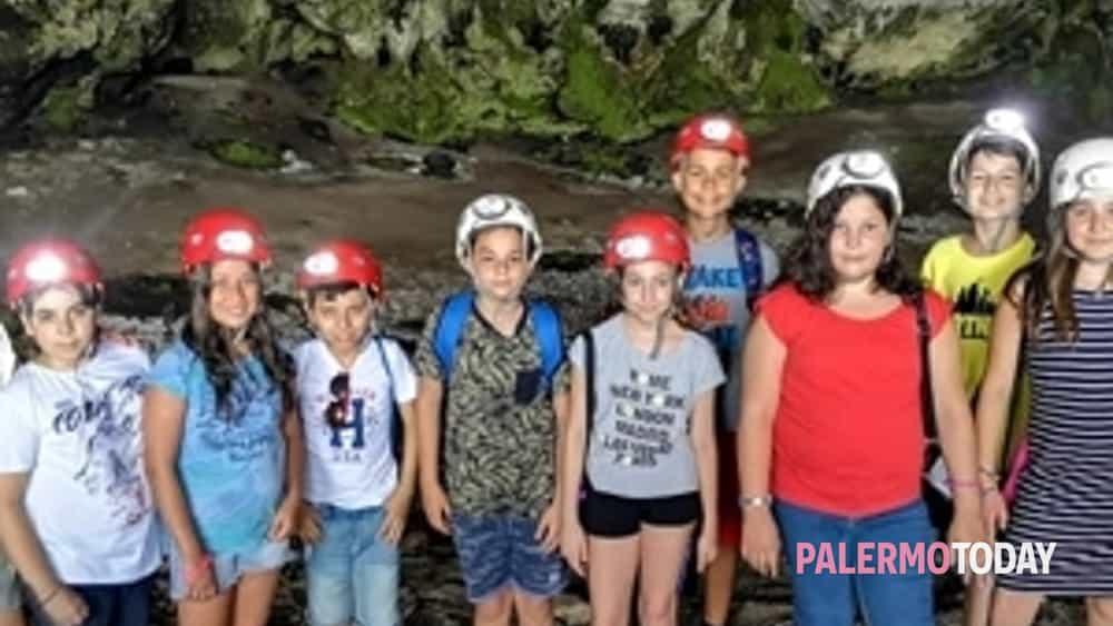 visita alla grotta dei puntali, in piena riserva orientata-3