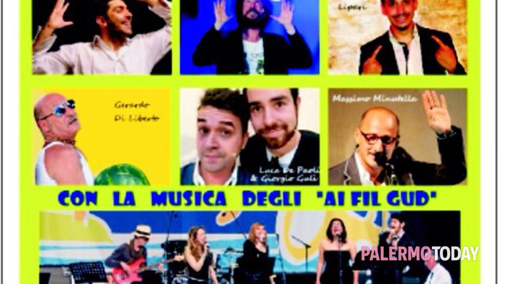 """""""Dono un pasto con il sorriso"""" campagna a sostegno del boccone del povero di piazzetta San Marco, 8  a Palermo-7"""