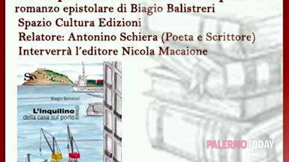 il poeta e scrittore palermitano antonino schiera presenta la nuova opera di biagio balistreri -2