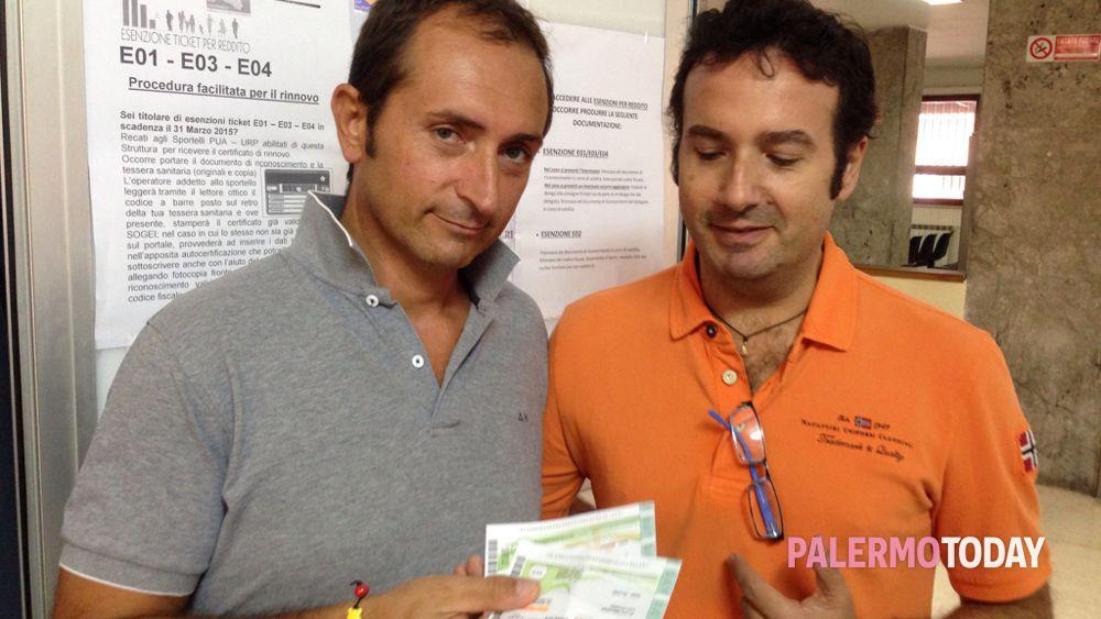 """""""Dono un pasto con il sorriso"""" campagna a sostegno del boccone del povero di piazzetta San Marco, 8  a Palermo-2"""