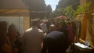Celebrati i funerali del fratello di Franco Franchi-4