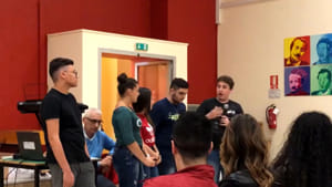 All'Ascione Seminario Erasmus Plus di Disseminazione-6