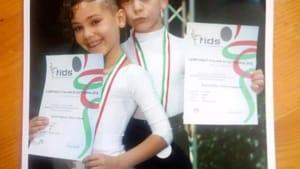 """Altro a Palermo in Via Messina Marine, 315: """"Arrivano i primi successi da Rimini, dove si stanno svolgendo i campionati italiani di danza...""""-2"""