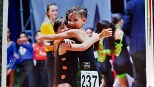 """Altro a Palermo in Via Messina Marine, 315: """"Arrivano i primi successi da Rimini, dove si stanno svolgendo i campionati italiani di danza...""""-4"""