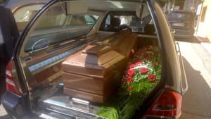 Celebrati i funerali del fratello di Franco Franchi-2