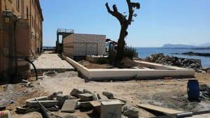 lavori in corso al porticciolo di Sant'Erasmo (4)-2