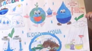 """caccamo. successo per la ii edizione del concorso artistico """"acqua: materia di vita""""-5"""