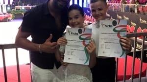 l'asd vulcano latino nikita dance sport ai vertici dei campionati italiani fids 2019-2