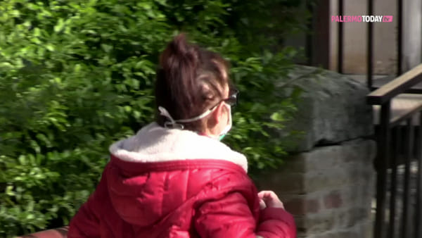 VIDEO | Coronavirus a Palermo, all'ospedale Cervello personale con tute e mascherine