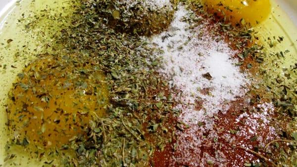 Pane fritto agli aromi e mandorle 2-2