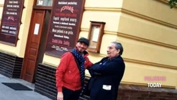 lo street food palermitano approda nella repubblica ceca, cooking show di nino 'u ballerino a cura dell'associazione amici dell'italia di praga-2