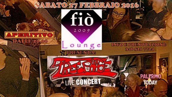 Treephase band in concerto al Fiò
