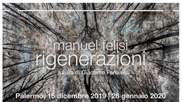 """""""Rigenerazioni"""", la mostra di Manuel Felisi tra foto e collage all'Orto Botanico"""