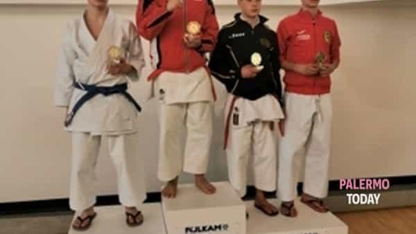 campionato italiano karate. fase regionale-2