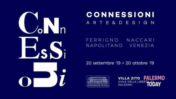 Connessioni tra arte e design, la mostra che guarda alla contemporaneità a Villa Zito