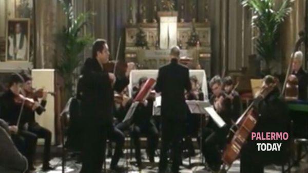 Salvatore Petrotto e Antonio di Rosalia in concerto alla Chiesa Madre di Misilmeri