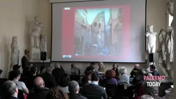 Dall'abbandono alla street art: così rinasce la Chiesa di Santa Sofia alla Vucciria | VIDEO