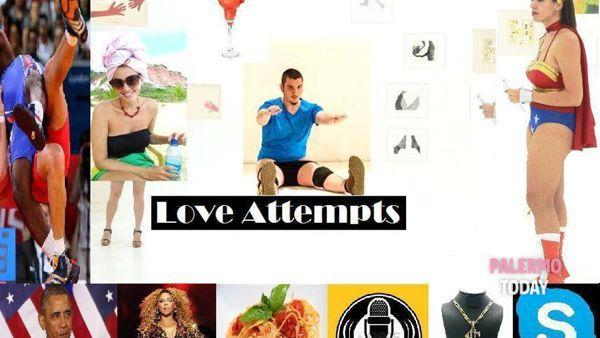 """Les enfants terribles presenta """"Love Attemps"""""""