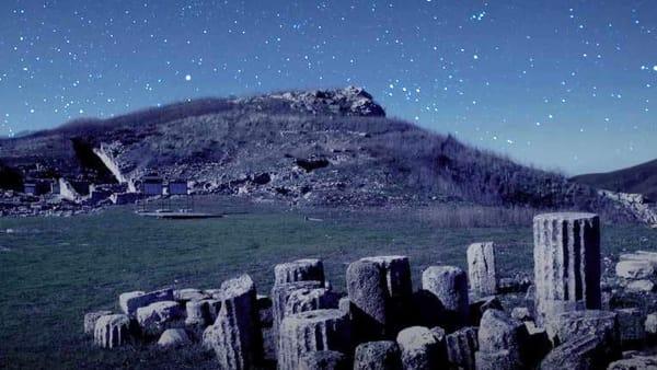 Monte Iato sotto le stelle: l'eclissi di luna tra astronomia, archeologia e natura