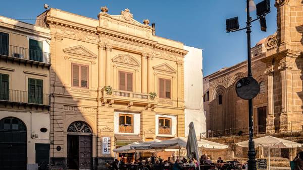 Alla scoperta del teatro più antico di Palermo, visite guidate di notte al Bellini
