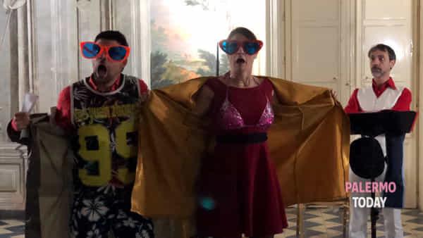 A Bagheria un Natale diverso,  lo spettacolo teatrale Tempus est Jocundum-2