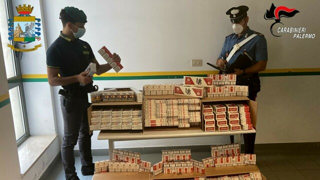 He escapes to the halt and hides 280 cartons of contraband cigarettes in his car: arrested thumbnail