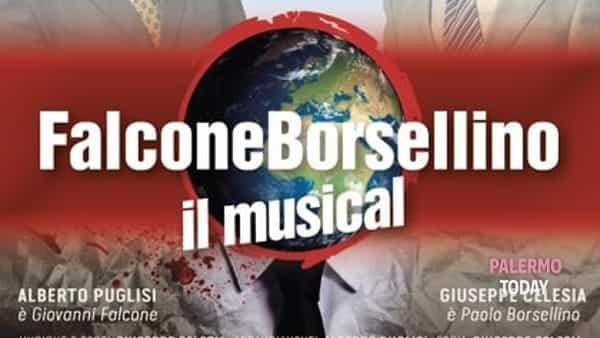 Un musical per ricordare Falcone e Borsellino, l'appuntamento sul palco del Jolly