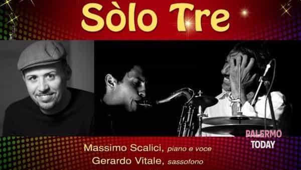 Sòlo Tre in concerto al Dorian, venerdì sera tra groove e divertimento