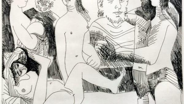 30 artisti per 30 anni d'arte, la mostra con De Chirico e Picasso al Centro Raffaello