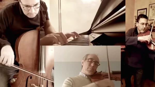 Fabio Greco e gliarchiensemble: la musica per aiutare gli ospedali