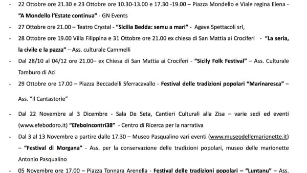 calendario eventu autunno 2-2