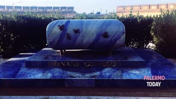 Il mausoleo che ospita la tomba di Guttuso-2