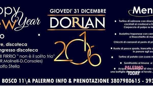 Capodanno 2016 in musica al Dorian Art