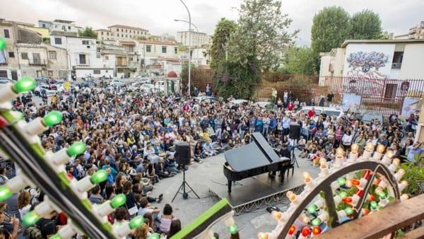 """La città come un palcoscenico per pianoforti, torna """"Piano City Palermo"""""""