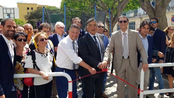 inaugurazio spazio villa Tasca-2