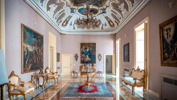 Un gioiello del Settecento nel cuore del Cassaro, visite guidate a Palazzo Drago