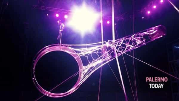 """Dal trapezio alla donna laser: è a Palermo """"Happy Circus donna Orfei"""""""