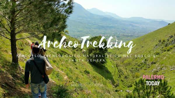 Archeotrekking nel bosco di Santa Venera, escursione guidata tra natura e archeologia