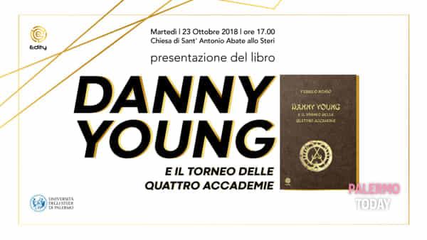 """""""Danny Young e il torneo delle quattro accademie"""", la presentazione del libro allo Steri"""