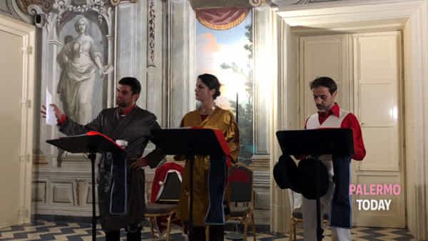 A Bagheria un Natale diverso,  lo spettacolo teatrale Tempus est Jocundum-3